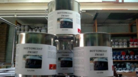 Bottomcoat Antifouling - Dark grey - 2,5 Liter