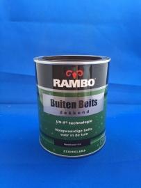 RAMBO Buitenbeits Dekkend - KLASSIEK BRUIN 1117 - 750 ml
