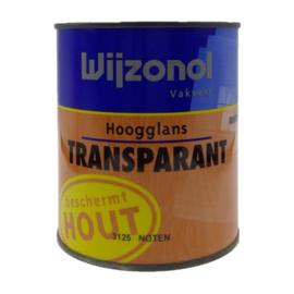 WIJZONOL BEITS HOOGGLANS TRANSPARANT NOTEN