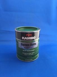 RAMBO Buitenbeits Dekkend - LOMMERGROEN 1127 - 750 ml