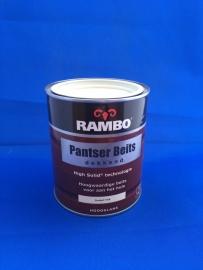 RAMBO Pantser Beits Dekkend - ZANDWIT 1108 - 750 ml
