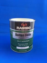 RAMBO Buitenbeits Dekkend - CRÉMEWIT 1110 - 750 ml