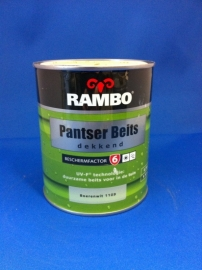RAMBO Pantserbeits - BOERENWIT 1109 - factor 6 - 750 ml