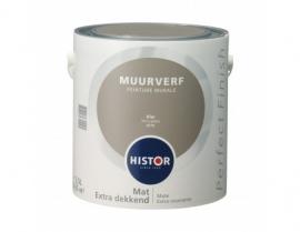 Histor Perfect Finish Muurverf - KLEI 6715 - 2,5 Liter