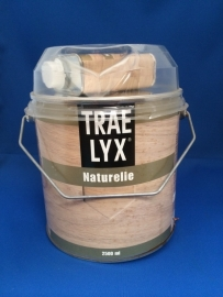 Trae Lyx Naturel - 2 componenten parketlak - 2.5L