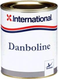 International Danboline - wit - rood  - lakverf - olie resistant