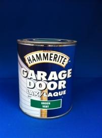 Hammerite Garagedoor lak - GROEN - 750 ml