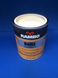 RAMBO Beits Dekkend - CREMEWIT 1110 - 750 ml