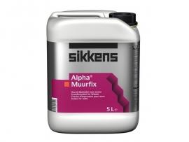 SIKKENS ALPHA MUURFIX (Voorstrijk) - 5 LITER