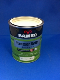 RAMBO Pantserbeits - KLASSIEK CREME 1132 - factor 6 - 750 ml