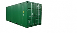 METAALCOATING Groen - 5 liter - Containercoating