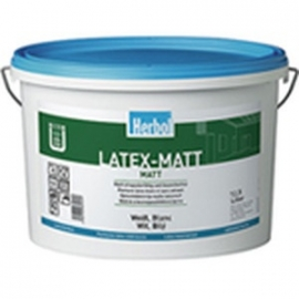HERBOL Latex Matt - ZWART - 12,5 Liter