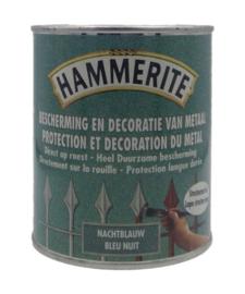 Hammerite Nachtblauw Structuur Mat Lak - 750 ml