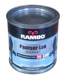 Rambo Pantserlak Antraciet Hamerslag
