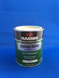 RAMBO Buitenbeits Dekkend - ZANDWIT 1108 - 750 ml