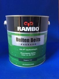 RAMBO Buitenbeits Dekkend - BOSGROEN 1131 - 2,5 Liter