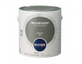 Histor Perfect Finish Muurverf - BOULEVARD 6919 - 2,5 Liter