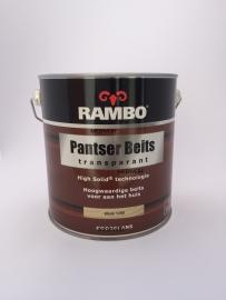 RAMBO Pantser Beits Transparant - BLANK 1200 - 2,5 Liter