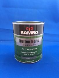 RAMBO Buitenbeits Dekkend - ZILVERGROEN 1126 - 750 ml