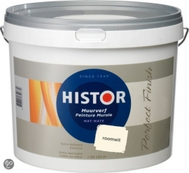Histor muurverf mat - ROOMWIT 6506 - 10 Liter