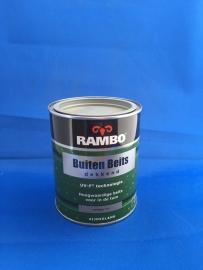 RAMBO Buitenbeits Dekkend - GRIFFELGRIJS 1112 - 750 ml
