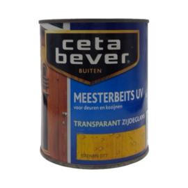 CETABEVER  MEESTERBEITS UV TRANSPARANT ZIJDEGLANS GRENEN