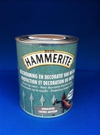 Hammerite Structuurmat lak - Oudkoper - 750 ml