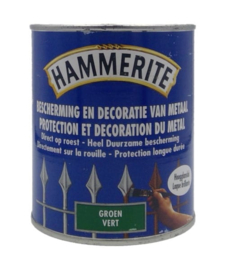 Hammerite Groen Hoogglans Lak - 750 ml