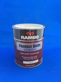 RAMBO Pantser Beits Dekkend - IVOORWIT 1101 - 750 ml
