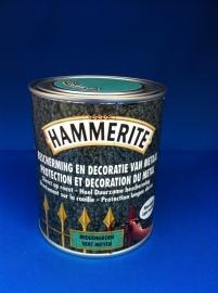 Hammerite - Hamerslag Middengroen - 750 ml
