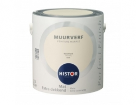 Histor Perfect Finish Muurverf - ROOMWIT 6506 - 2,5 Liter