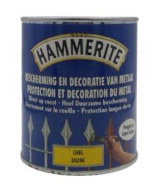 Hammerite Geel Hoogglans Lak - 750 ml