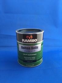 RAMBO Buitenbeits Dekkend - NACHTBLAUW 1121 - 750 ml