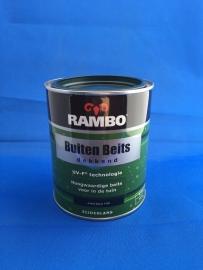 RAMBO Buitenbeits Dekkend - ANTIEKBLAUW 1120 - 750 ml