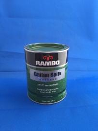 RAMBO Buitenbeits Dekkend - LOMMERGROEN 1130 - 750 ml