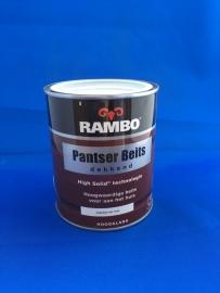RAMBO Pantser Beits Dekkend - GEBROKEN WIT 1102 - 750 ml