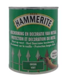 Hammerite Groen Satijnglans Lak - 750 ml