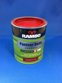 RAMBO Pantserbeits - factor 6 - KLASSIEK ROOD 1106  - 750 ml