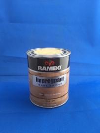 RAMBO Impregnant hout buiten - TEAK 1204 - 750 ml