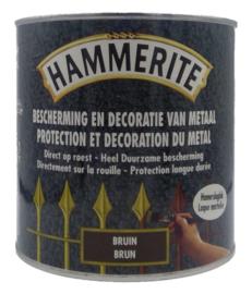 Hammerite Bruin Hamerslag Lak - 2,5L