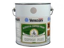 VENEZIANI CUPRON PLUS - ANTIFOULING  - Grijs - 750 ml