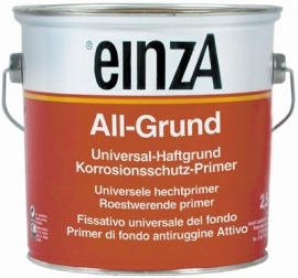 einzA - All Grund - WIT - 2,5 Liter
