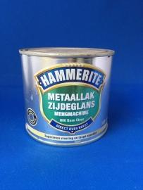 Hammerite Metaallak Zijdeglans - DONKERE KLEUR INVOEREN - 500 ml