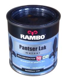Rambo Pantserlak Nachtblauw Hamerslag