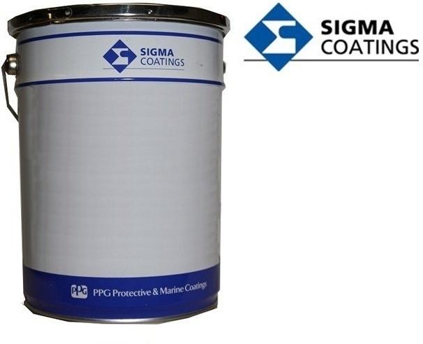 Sigma 2K epoxy vloer/garagecoating - WIT - 20 Liter