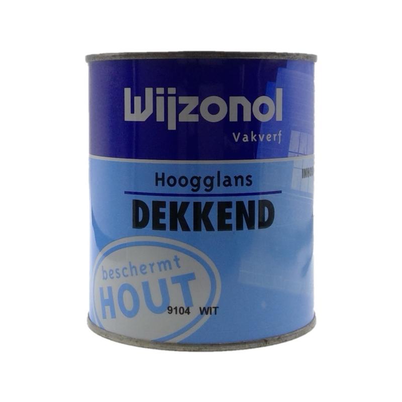 WIJZONOL VAKVERF - 750 ml