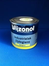 Wijzonol Industrielak Zijdeglans - DONKERE KLEUREN - 500 ml