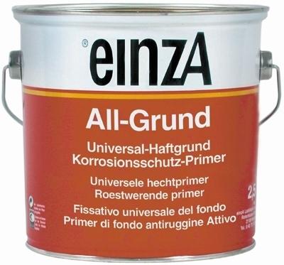 einzA - All Grund - ROODBRUIN - 2 maal 2.5 liter - 5 Liter