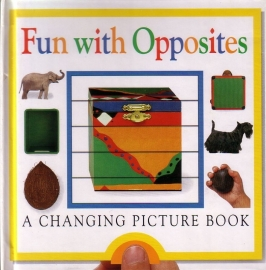 Fun with Opposites - A Changing Picture Book
