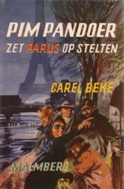 Carel Beke - 04. Pim Pandoer zet Parijs op stelten